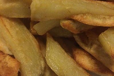 自制电饼铛薯条