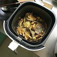少油版炸蘑菇--空气炸锅的做法图解5