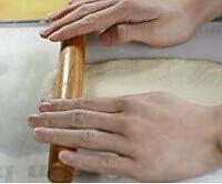奶香土司的做法图解2