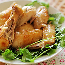 【盐焗鸡】传统版海盐焗制法