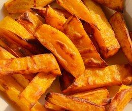 香甜烤红薯干(空气炸锅&烤箱)的做法