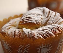 富士山面包制作方法的做法