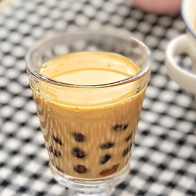 告别添加剂,在家自制醇厚Q弹的珍珠奶茶~