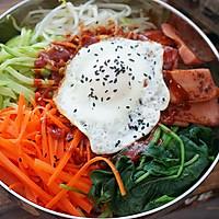家常版-----韩式拌饭的做法图解13
