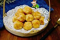 虾仁土豆丸的做法
