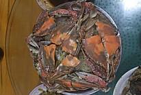 粉蒸蟹(螃蟹蒸粉丝)的做法