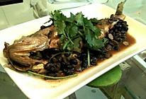 豆鼓烤黄鱼[超简单三部曲]的做法