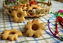 糖芯樱花饼干#浪漫樱花季#的做法