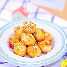 茄汁鹌鹑蛋  宝宝辅食食谱