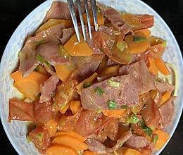 减脂有肉有菜的快速意面的做法