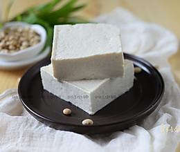 盐卤版豆腐的做法