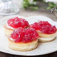 梅汁松饼--没有泡打粉 也要吃松饼