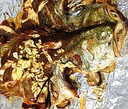 #粉粉套装试用#之美味孜然烤鳜鱼的做法