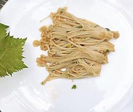 金针菇#520,美食撩动TA的心!# 烤金针菇的做法
