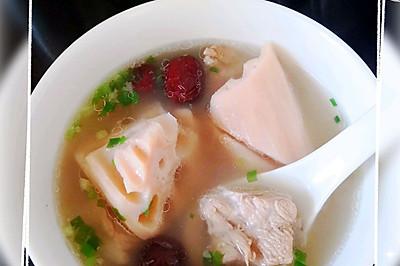 湖北传统~排骨莲藕汤