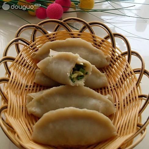 莜面饺子的做法