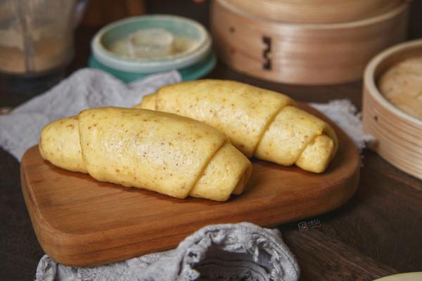 奶香红豆玉米卷_复刻盒马红豆玉米卷的做法