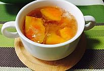 银耳皂角米桃胶炖木瓜--满满一锅胶原蛋白的做法