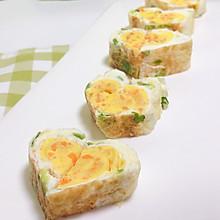 厚蛋烧 营养更美味 早餐吃什么#硬核菜谱制作人#