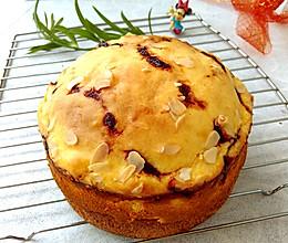 #餐桌上的春日限定#奶酪面包蛋糕的做法
