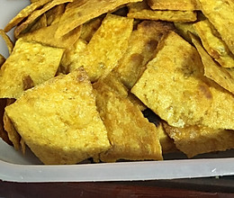 炸地瓜片(红薯片)的做法
