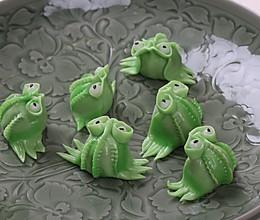 青蛙饺子#金龙鱼专业饺子粉#的做法