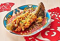 年年有余——色香味俱全的松鼠桂鱼的做法