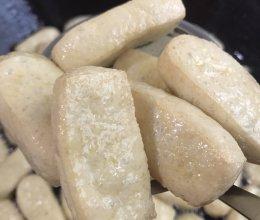 炸油豆腐的做法