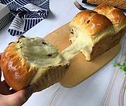 #爱好组—高筋#红枣杂粮吐司的做法