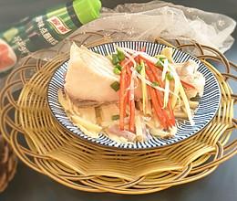 清蒸鱼腩#鲜香滋味搞定萌娃#的做法