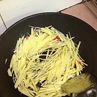 酸辣土豆丝的做法图解4
