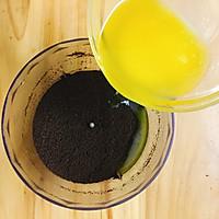 8寸芒果慕斯蛋糕的做法图解2