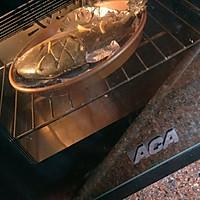 香烤金鲳鱼的做法图解8