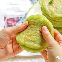 菠菜早餐饼【宝宝辅食】