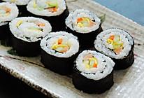 家常寿司饭团的做法