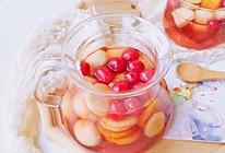 #百变莓小姐# 清热润燥—蔓越莓果茶的做法