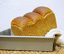 红糖全麦面包的做法