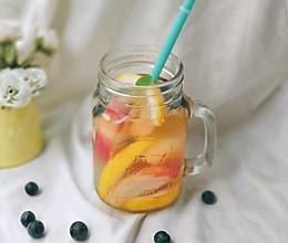 #一人一道拿手菜#水果茶的做法