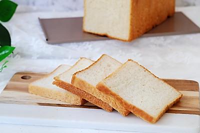 波兰种奶香吐司面包