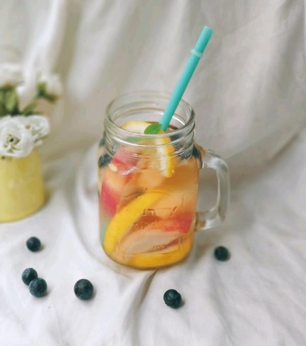 水果茶的做法