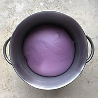 红到发紫的毛绒绒面包的做法图解4