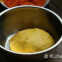 百分百胡萝卜吐司#长帝烘焙节(刚柔阁)#的做法图解3