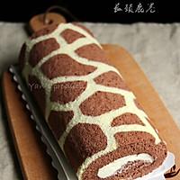 长颈鹿卷#甜蜜厨神#的做法图解16