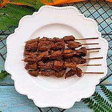 咖喱牛肉串