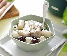 红枣山药排骨汤(小南瓜电煮锅食谱)的做法