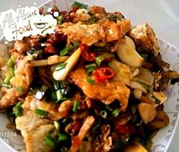 辣椒外婆蛋+#宴客拿手菜#的做法