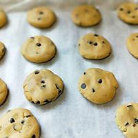 趣多多巧克力曲奇饼干#美的FUN烤箱,焙有FUN儿#的做法图解14