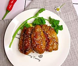 #美食视频挑战赛#蒜香椒盐鸡翅的做法
