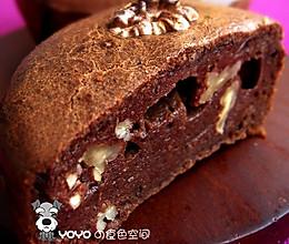 巧克力核桃蛋糕的做法