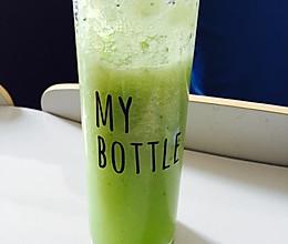 减肥黄瓜雪梨汁的做法